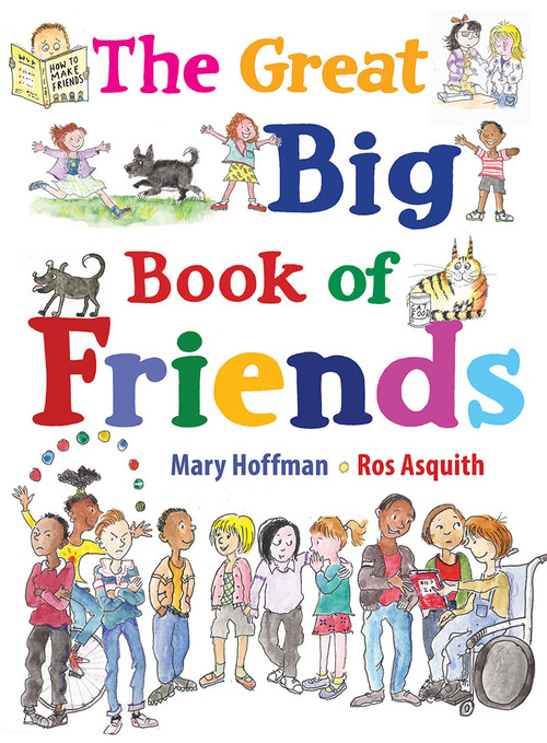 The Great Big Book of Friends book