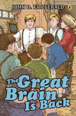 The Great Brain Is Back book