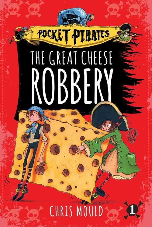The Great Cheese Robbery book