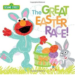 The Great Easter Race! book