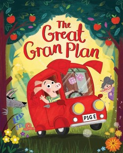 The Great Gran Plan book