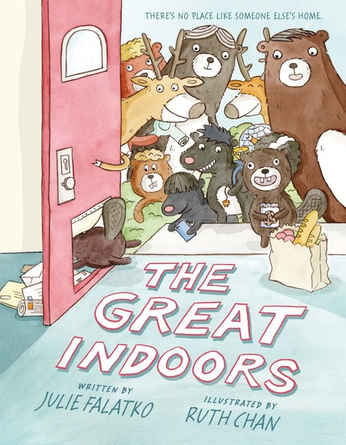 The Great Indoors book