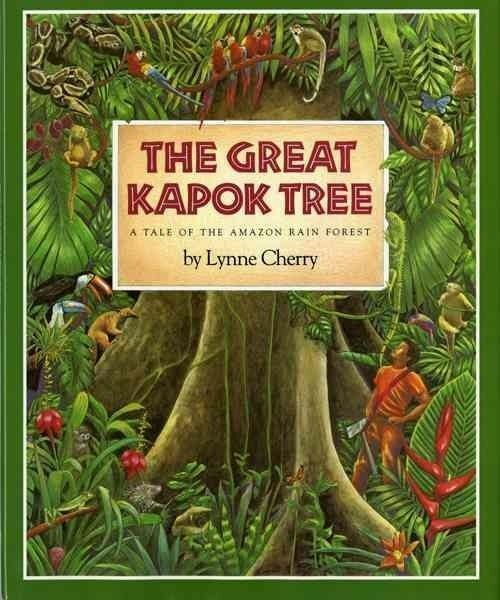 The Great Kapok Tree book