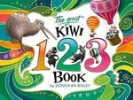 The Great Kiwi 123 Book book