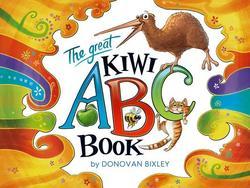The Great Kiwi ABC Book book
