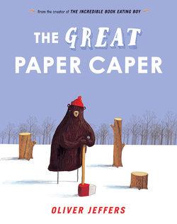 The Great Paper Caper Book