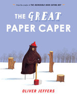 The Great Paper Caper book