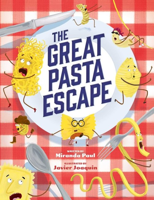 The Great Pasta Escape book