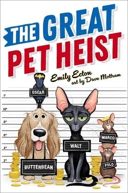 The Great Pet Heist book