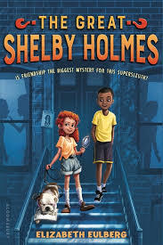 The Great Shelby Holmes book
