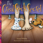 The Great Sock Secret book