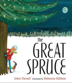 The Great Spruce book