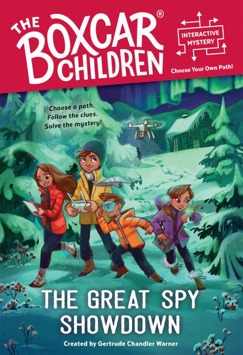 The Great Spy Showdown Book