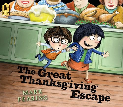 The Great Thanksgiving Escape book