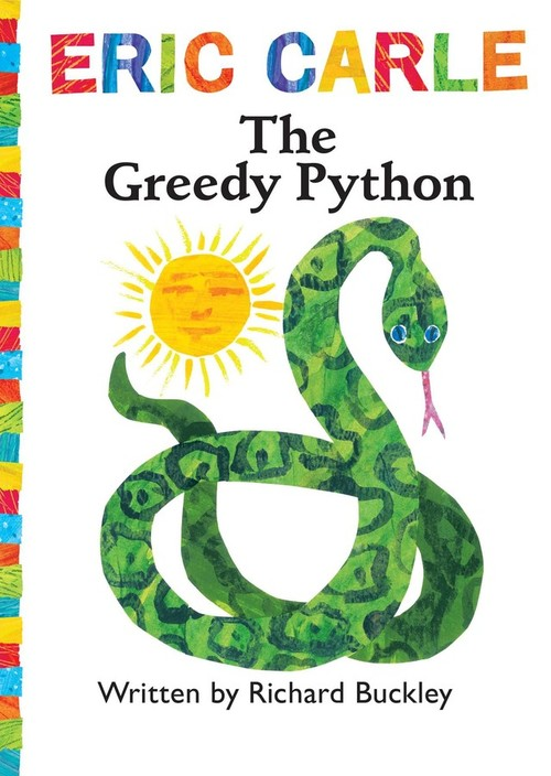 The Greedy Python book
