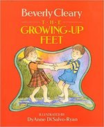 The Growing-Up Feet book
