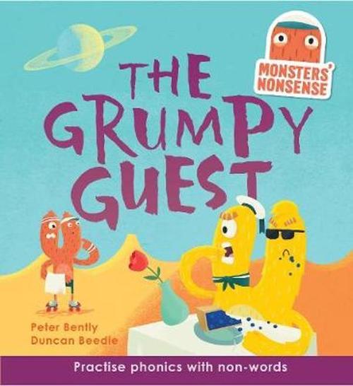 The Grumpy Guest book