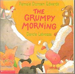 The Grumpy Morning book