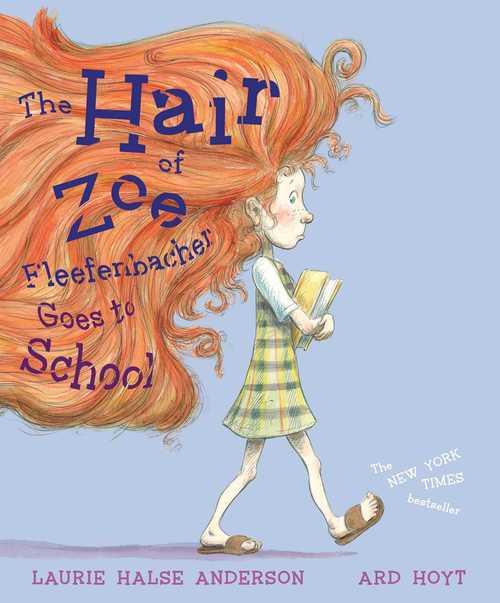 The Hair of Zoe Fleefenbacher Goes to School book