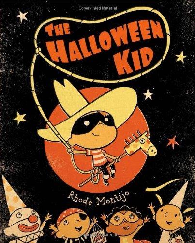 The Halloween Kid book