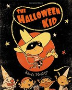 The Halloween Kid book