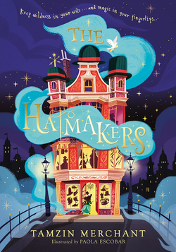 The Hatmakers book