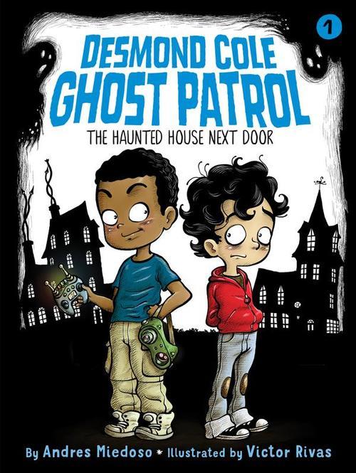 The Haunted House Next Door book