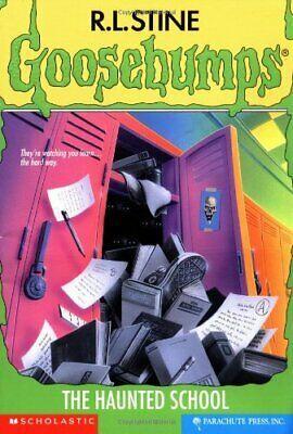 The Haunted School book