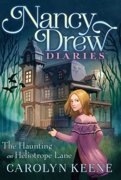 The Haunting on Heliotrope Lane book