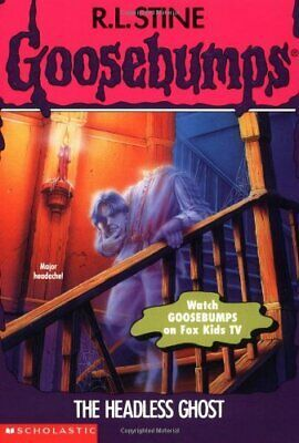 The Headless Ghost book