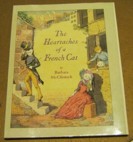The Heartaches of a French Cat book