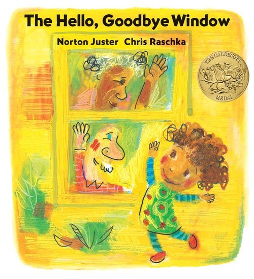 The Hello, Goodbye Window book