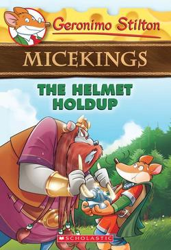 The Helmet Holdup book