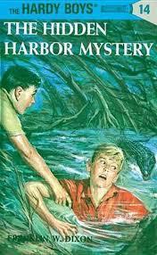 The Hidden Harbor Mystery book