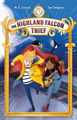 The Highland Falcon Thief book