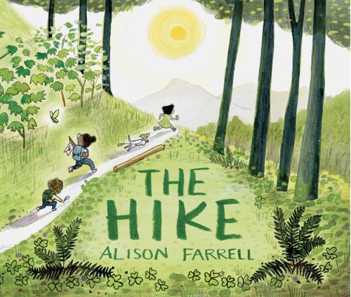 The Hike book