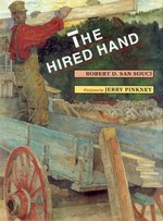 The Hired Hand: An African-American Folktale book