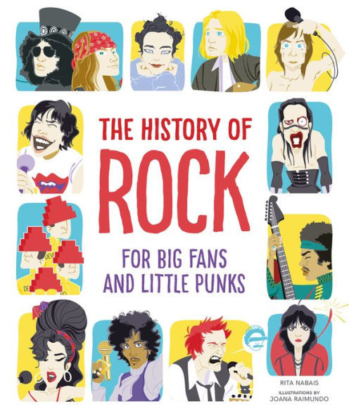 The History of Rock book