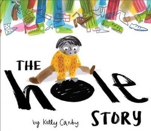 The Hole Story book