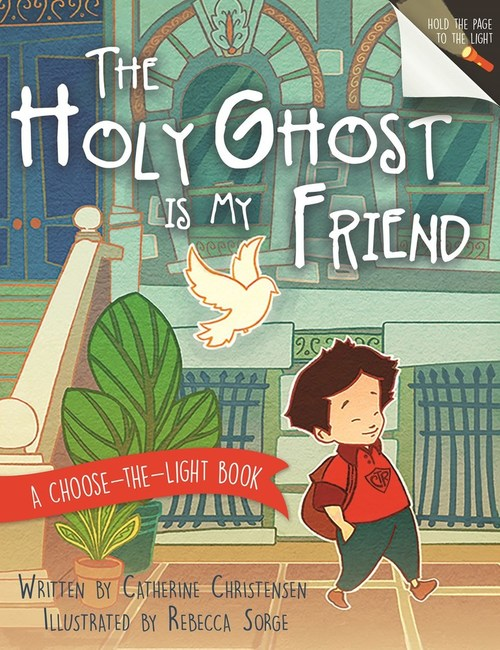 The Holy Ghost Is My Friend book