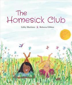 The Homesick Club book