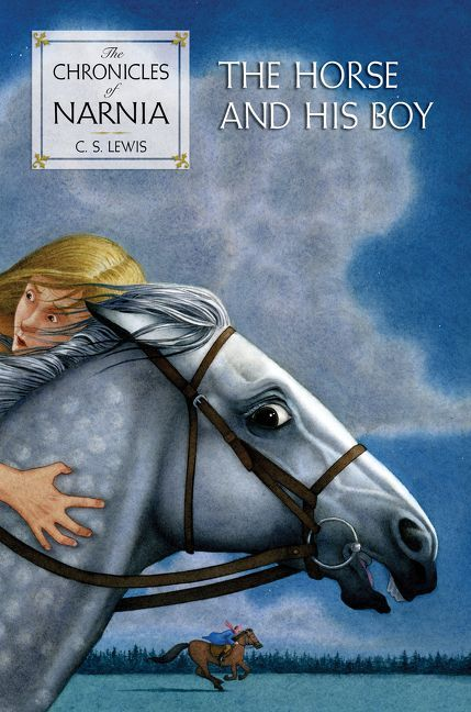 The Horse and His Boy book