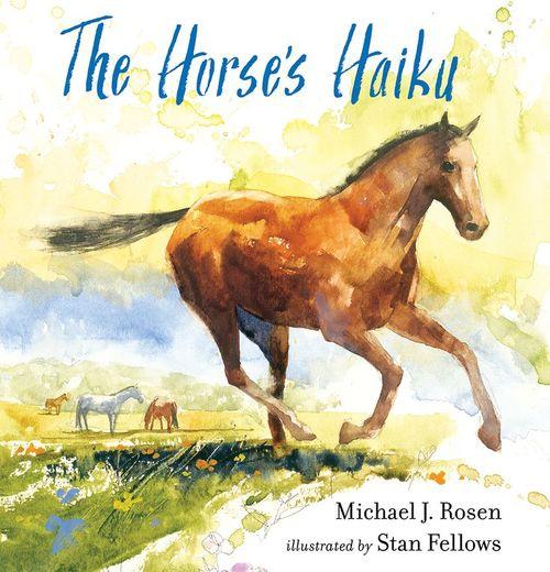 The Horse's Haiku book