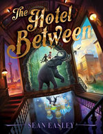 The Hotel Between book