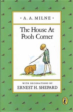 The House at Pooh Corner book