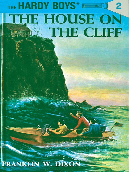 The House on the Cliff book