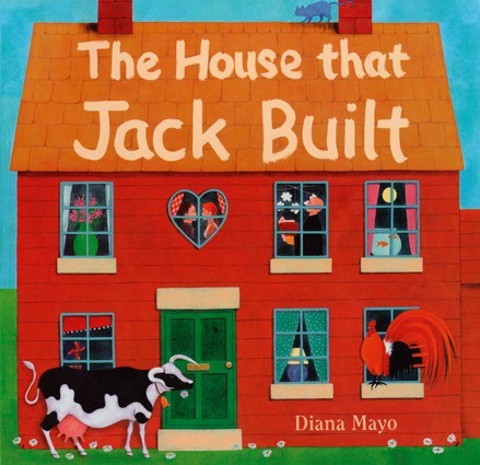 The House That Jack Built Book