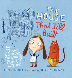 The House That Jill Built book