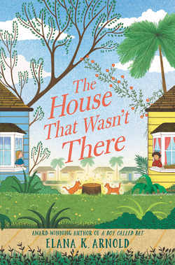 The House That Wasn't There book