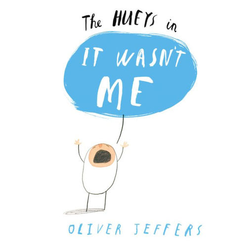 The Hueys in It Wasn't Me book